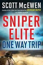 Sniper Elite: One-Way Trip - VeryGood - McEwen, Scott - Hardcover