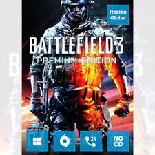 Battlefield 3 Premium Edition for PC Game Origin Key Region Free