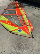 3-North Sail Zeta TX Hardcore Wind Surfing Lot 3.3 ,3.7, 4.2 Bags Included