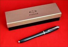 Original New Parker Urban Fountain Pen w/Box, France NEVER USED (R.#XCML213)