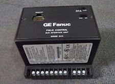 GE FANUC FIELD CONTROL GENIUS BUS INTERFACE WITH BASE  MODEL: IC670GBI002G