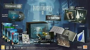 Little Nightmares 2 TV Edition Xbox One Collector's Edition NEW FOIL ENG !!