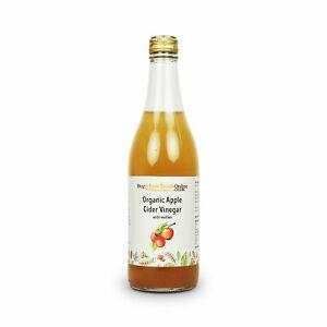Organic Apple Cider Vinegar with The Mother 500ml | Free UK Mainland P&P