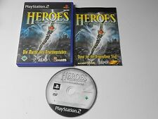 Heroes of Might and Magic-il potere del drago gabinetto per PlayStation 2/ps2