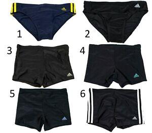 NWT Swim Shorts Briefs Boxer Briefs Swimming for Kid's Boy's Adidas
