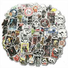 100Pcs Star Wars Vinyl Stickers Waterproof Decals Pack Car Laptop Skateboard Lot