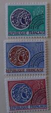France Stamp 1240-2  MNH  Cat $8.45 Coin on Stamp Topical