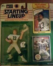 1990 Dan Marino - Starting Lineup - Nip -Sports Figurine - Miami Dolphins