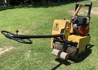 Wacker Compactor Single Drum Vibratory Roller Asphalt ,Gravel,dirt WILL SHIP