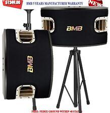 "BMB CSV900 1200W 12"" 3-way Bass Reflex Speakers - Pair of 2"
