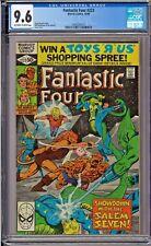 Fantastic Four #223 CGC 9.6 Franklin Richards Bill Sienkiewicz