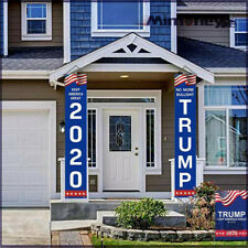 Eag Trump 2020 Flag Large Banners Outdoor Yard Sign Donald President 2 Packs New