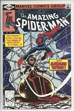 Spiderman 210 NM (9.0) - 1st Madame Web