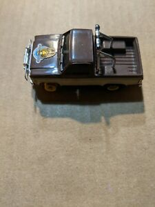 VINTAGE AURORA ?? FALL GUY GMC PICKUP SLOT CAR