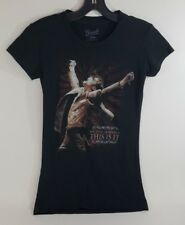 Michael Jackson This Is It Tee Shirt Sz Small Rare Very Soft Curve Cut Bravado