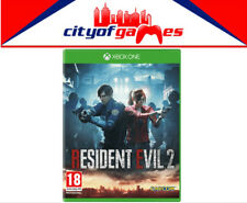 Resident Evil 2 Xbox One Game Brand New & Sealed In Stock