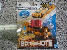 Transformers Bot Shots BUMBLEBEE LAUNCHER BATTLE GAME  - NEW