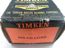 TIMKEN 388-TD CONE BEARING NOS