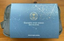 NEALS YARD ENERGISE YOUR SENSES MEN'S COLLECTION RRP £45 - NEW