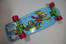 Rare Bart Simpson x Santa Cruz Skateboard Complete - Limited 500th Episode