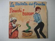 """OCCHIO FINO """"La ballata del finocchio """" -SEXY COVER & TRASH-7""""CARTOON COVER LBGT"""