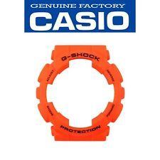 Casio G-Shock Bracelet de Montre Lunette COQUE GA 110MR 4A Orange Caoutchouc