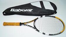 *NEU*BABOLAT PURE STORM Ltd. Tennisschläger L2 racket strung Carbon Xtrem 320g