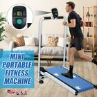 Folding Manuel Treadmill Mechanical Exercise Running Indoor Home Fitness hot