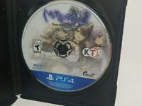 Nights of Azure 2: Bride of the New Moon Sony PlayStation 4 PS4 Disc Only