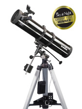 Skywatcher Explorer 130M (EQ2) Motorised Newtonian Reflector Telescope