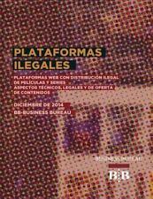 Plataformas Web Ilegales, con Distribucion de Peliculas y Series : Aspectos...