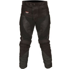 BUFFALO ENDURANCE WATERPROOF LEATHER / TEXTILE PANTS / JEANS SIZE XL RRP £109