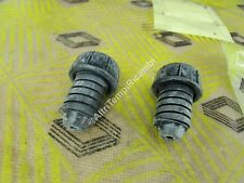 Pair Rubbers the Register Bonnet Renault R19 - Megane - Safrane 7700785411
