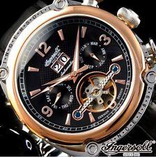 ingersoll cimarron in6907rbk herren automatik (tag, großdatum, monat) watch