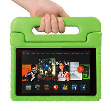 Kids Shockproof Foam Handle Stand Tablet Case For Amazon 2017 Kindle Fire 7 HD 8