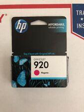 HP 920 Magenta (CH635AN) Exp 7/2011