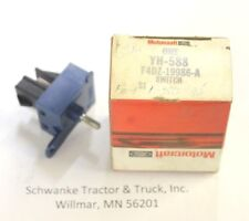 HVAC Blower Control Switch Motorcraft YH-588