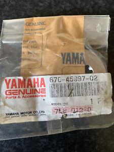 Genuine Yamaha Propeller spacer 670-45997-02 rear prop washer brand new