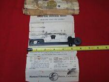 New listing Old School Buehler Scope Base - Remington 700 & 721 Long Action Rifles - 834