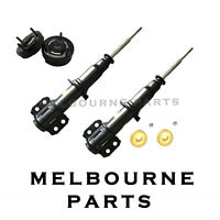 2 x Front Struts Ford Territory SX SY 4WD Shock Absorbers + Strut Mount 1 03-07
