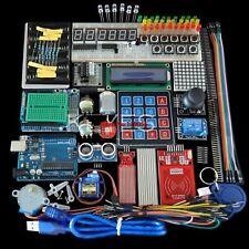Starter Kit per Arduino Uno R3 Mega328p e supporto Step Motor / Servo 1602 LCD