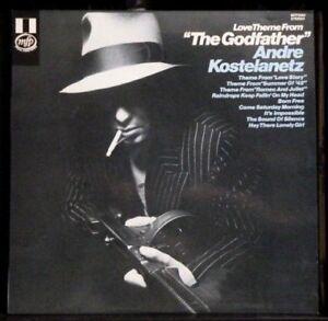 "Andre Kostelanetz - Love Theme From ""The Godfather"" - 1972 Aust - MINT Vinyl LP"