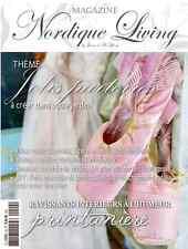 """Magazine de décoration """"Nordique Living"""" de Jeanne d'Arc Living mai 2015!"""