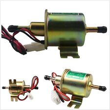 1 Pcs Universal Electric Fuel Pump Low Pressure Metal Intank Solid Petrol Pumps