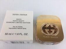 GUCCI GUILTY DIAMOND LIMITED EDITION WOMEN PARFUM SPRAY 1.6 OZ EDT NEW TST BOX