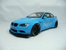 BMW M3 E92 LB LIBERTY WALK PERFORMANCE 1:18 GT-SPIRIT KJ009 VERY RARE lim.500pcs
