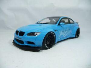 BMW M3 E92 LB LIBERTY WALK PERFORMANCE 1:18 GT-SPIRIT KJ009 VERY RARE lim.500pcs
