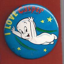 3 1/2 inch 1966 ....  I LOVE CASPER