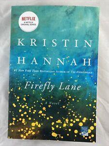 Firefly Lane by Kristin Hannah (2009, Trade Paperback) Netflix Series