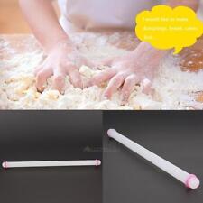 "20"" 50cm Non-Stick Rolling Pin Fondant Sugarcraft Cake Cookie Craft Decorating"